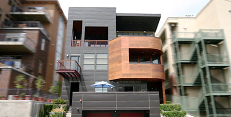 Townhomes for sale – Contemporary Townhome in LoHi